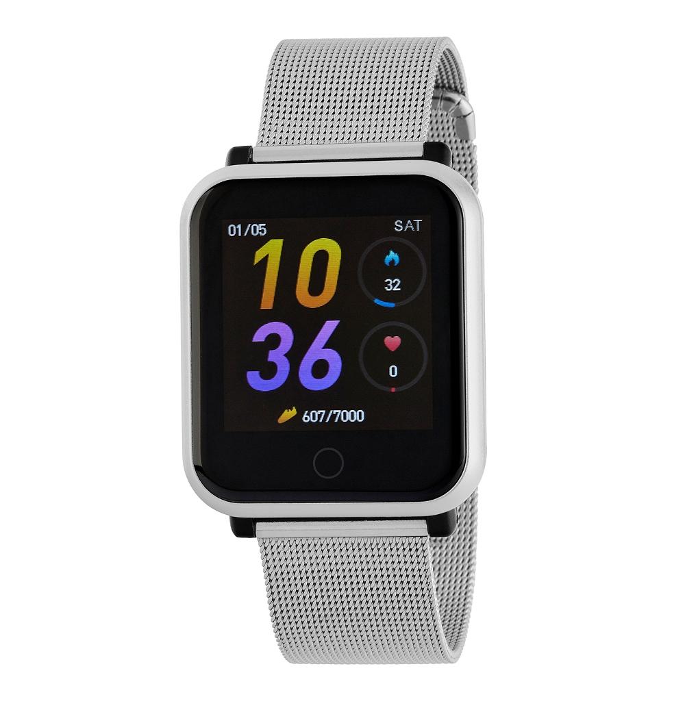 Smart Watch Marea B57002-4 Ασημί
