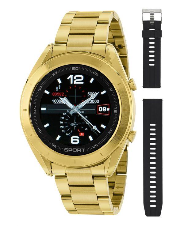 Smart Watch Marea Β58004-2 Χρυσό