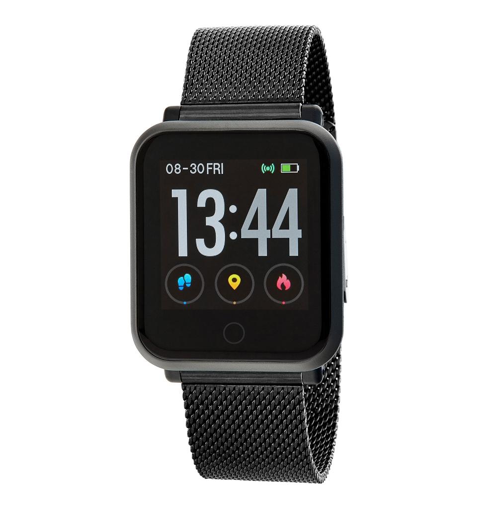 Smart Watch Marea B57002-5 Μαύρο