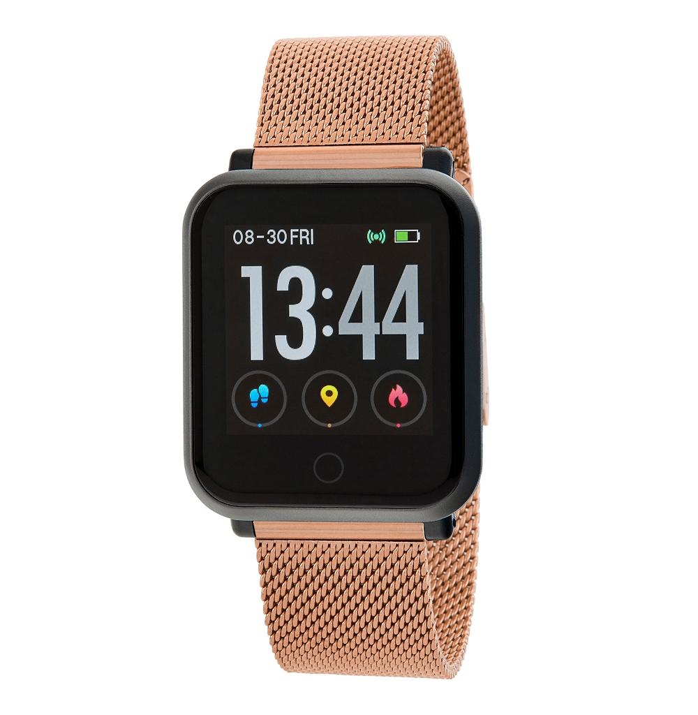 Smart Watch Marea B57002-6 Ροζ Χρυσό