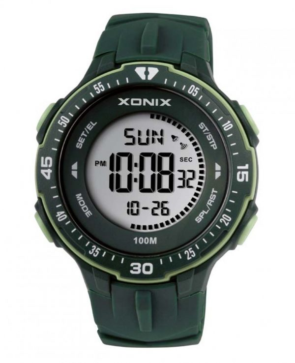 XONIX Khaki Silicone Strap DAN-003
