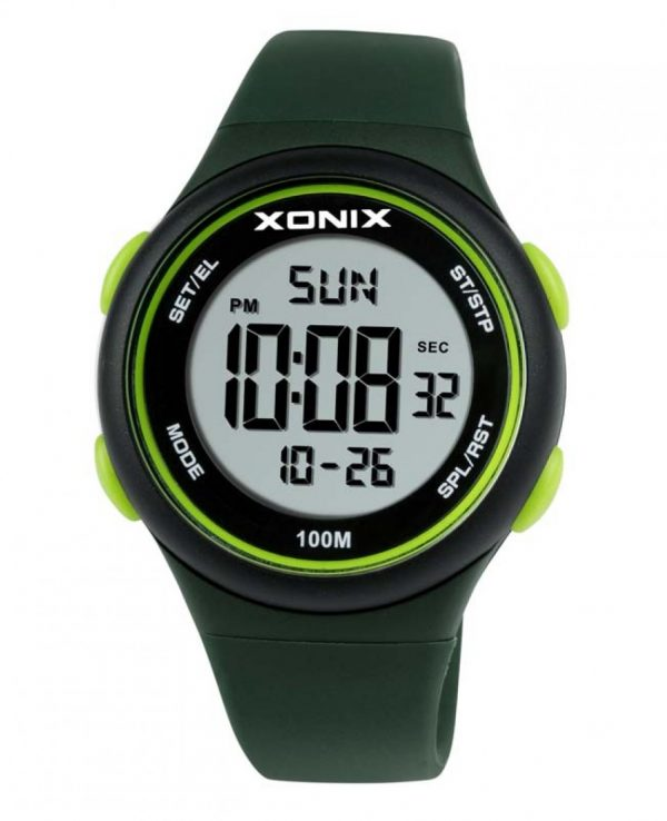 XONIX Khaki Silicone Strap DAO-001