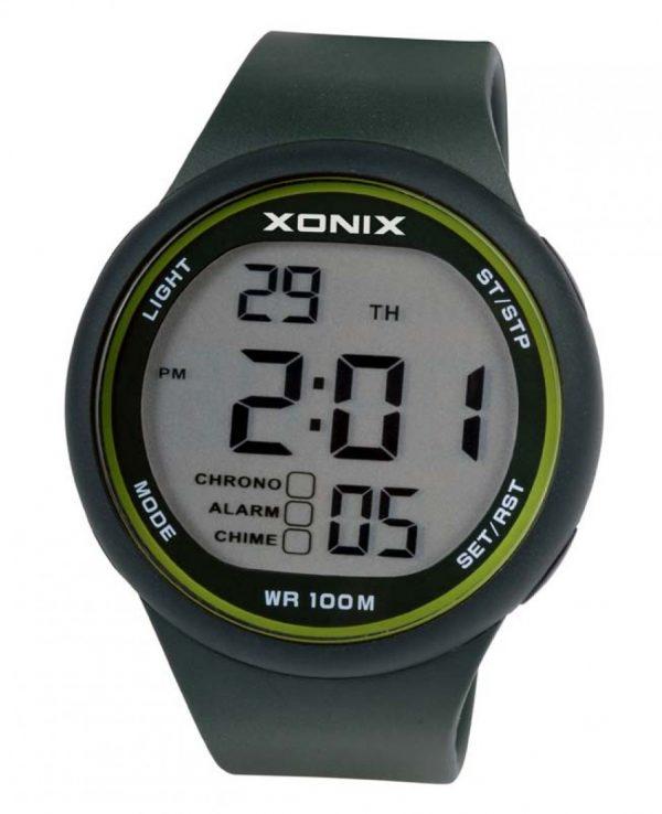 XONIX Khaki Silicone Strap GJB-A02