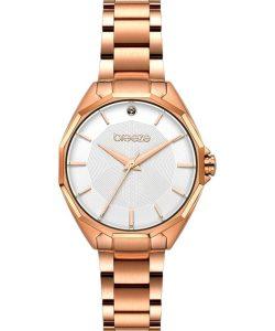 BREEZE Hermosa Rose Gold Stainless Steel Bracelet 212151.4