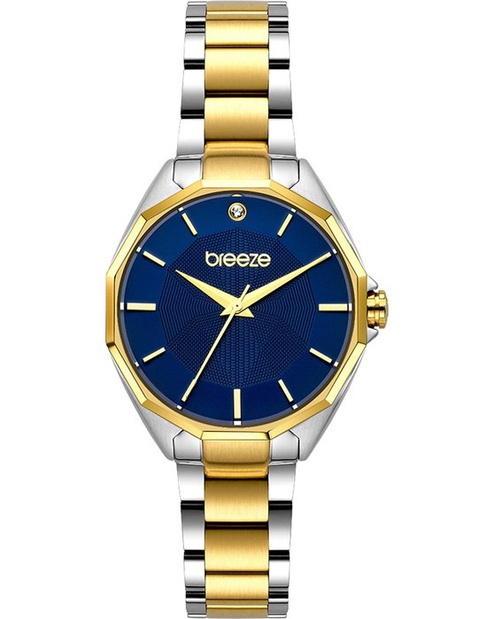 BREEZE Hermosa Two Tone Stainless Steel Bracelet 712151.3