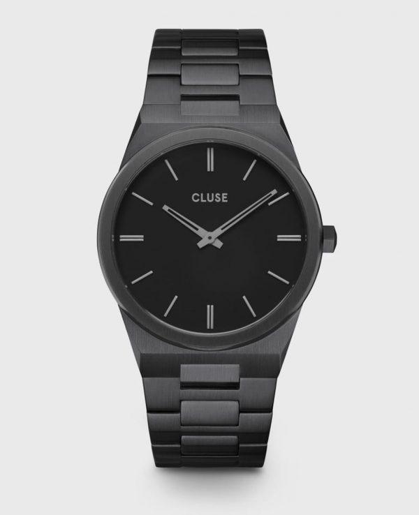 Cluse Vigoureux Steel Full Black