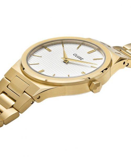 CLUSE Vigoureux 33 Gold Stainless Steel Bracelet