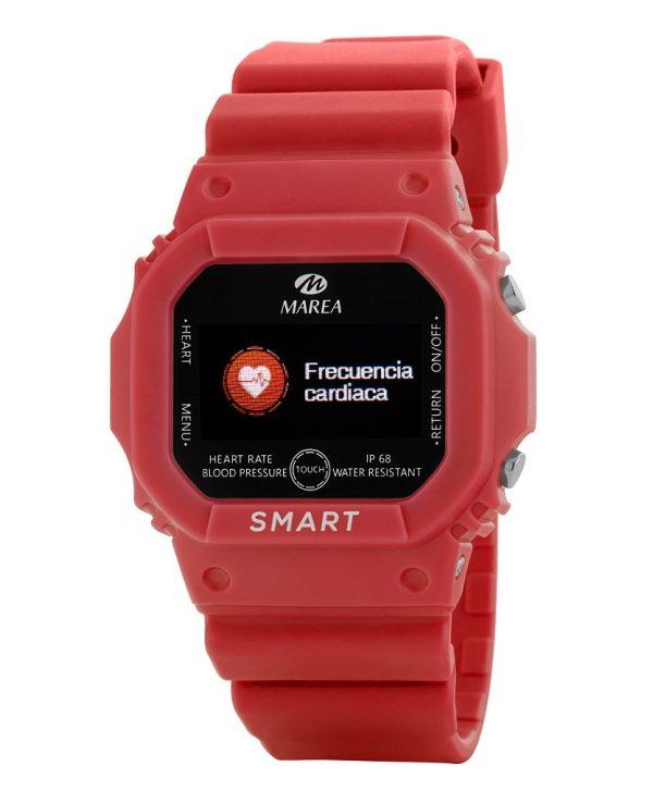Smart Watch Marea B60002-3 Κόκκινο
