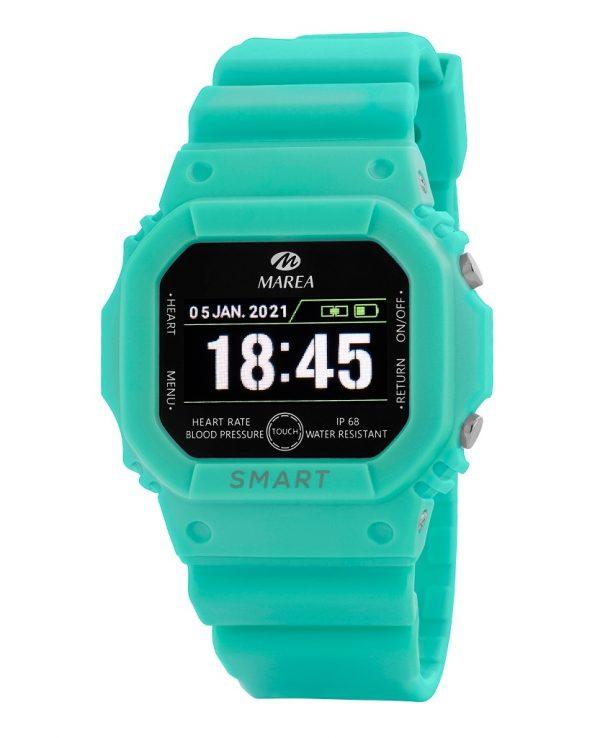 Smart Watch Marea B60002-7 Τιρκούαζ