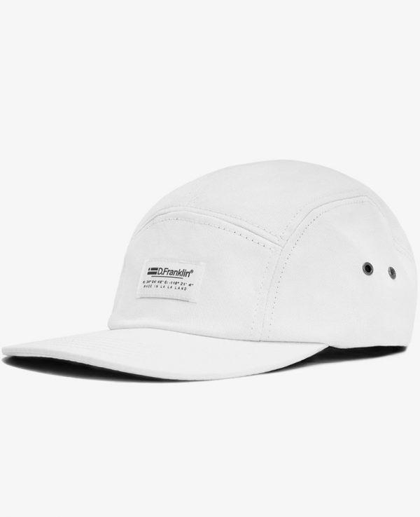 Καπέλο D.Franklin Άσπρο HVKASNA110-0001