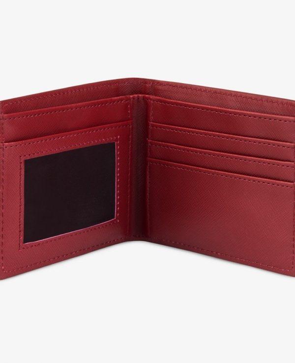 Πορτοφόλι D.Franklin Κόκκινο DFKWAL003-0003