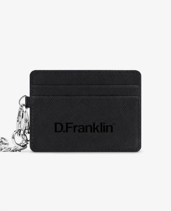 Πορτοφόλι D.Franklin Μαύρο DFKWAL002-0020