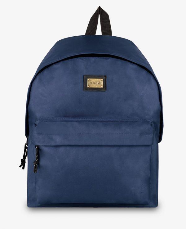 Backpack D.Franklin Μπλε DFKPAC133-0202