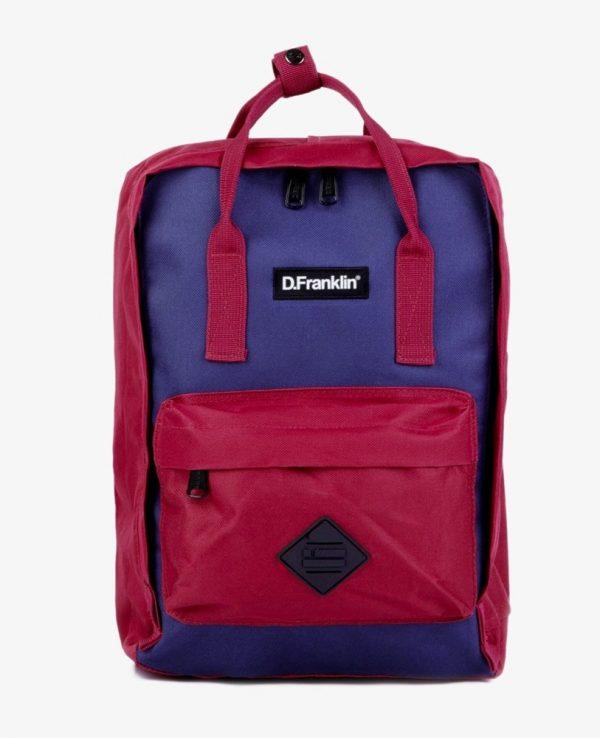 Backpack D.Franklin Κόκκινο GIKMPAC109-0058