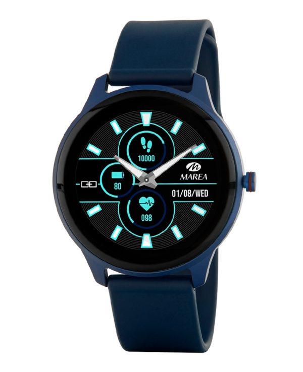 Smart Watch Marea Β61001-2 Μπλε
