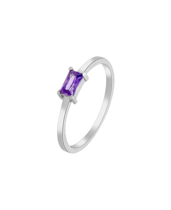 Ασημένιο δαχτυλίδι Marea Silver D02006-AB
