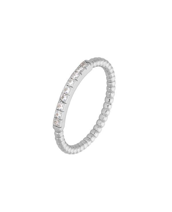 Ασημένιο δαχτυλίδι Marea Silver D02006-AS