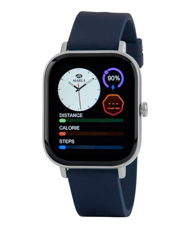 Smart Watch Marea Β58007-2 Μπλέ